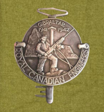 The Gibraltar Key designed by Cpl Robert Cunningham, RCE