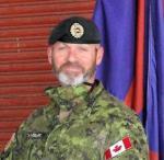 Capt S.G. Leblanc, MMM, CD