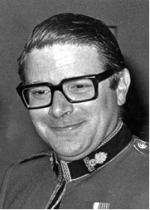 Maj Tampion Arthur London, CD (Ret'd)