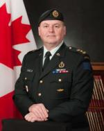 LCol Yvan Martineau, CD