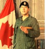 Master Warrant OfficerJimmy Frank McDonald, CD (Ret'd)