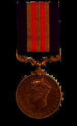 Military Medal GVIR