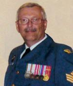 Sgt Ross R. Mitton, CD (Ret'd)