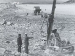 Northern airfield construction