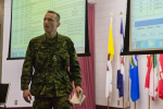MGen Sirois, Chief Military Engr
