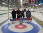 Winning Team: Dave Barr, Danny Gagnon, Morgan Gagnon, Wade Wright