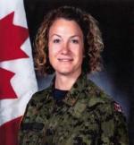 Sgt Emelie Pilon, MSM, CD