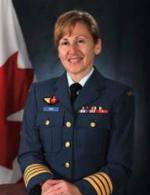 Colonel Darlene Quinn, OMM, CD