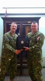 19 Aug 19 RCE CWO from CWO JDS Gaudreau to CWO JRD Lapointe