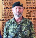 Capt J.C.G Russell, CD