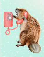 Sapper on the Phone