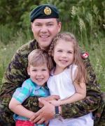 Major Ryan Southwood, CD