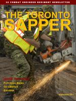 Toronto Sapper September 2017