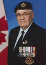 Captain Frank Wencel, CD (Ret'd)