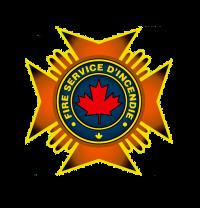 Canadian Forces Fire Services emblem