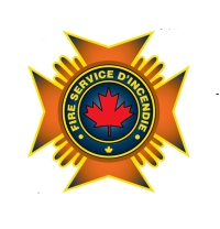 Fire Service Badge