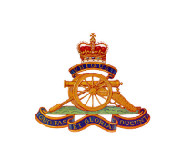 Badge of The Royal Regiment of Canadian Artillery