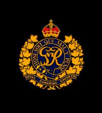 RCE Badge circa 1939-45