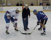 Pacific Beaver Cup 2000 Faceoff