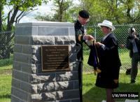 Sgt Ivan Stark Memorial, Kingston, ON