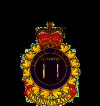 Administration Branch Badge