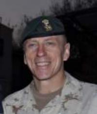Col Bill Moore, CD