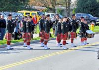 6 Field Squadron Pipes & Drums