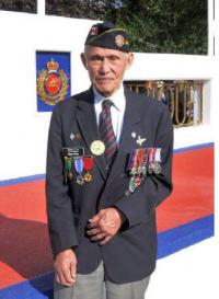 Sapper Charlie Q. Lee – WWII Special Operations Executive Force 136, Burma Star Veteran, trained here in Chilliwack prior to going overseas during WWII.