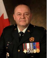Capt R. Lyman, CD