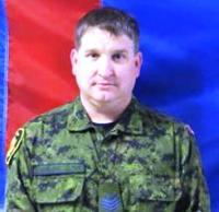 Sgt Scott LeBlanc, CD
