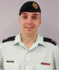 Maj François Tremblay
