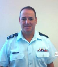 Maj Denny Desveaux, CD