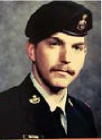 Master Warrant Officer R.A. Watters, CD