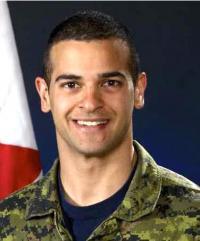 Maj Pierre Muscat-Drago, CD