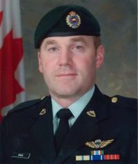 Colonel R.B. Irwin M.S.C, C.D.