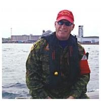 CWO Mike Smith, CD