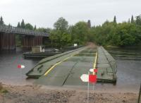 Cl 70 Medium Floating Bridge  / Pont Flottant Moyen