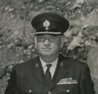 "Col Reay ""Joe"" Black, MBE, MID, CD (Ret'd)"