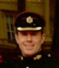 Lt Col Alistair Boyle, MBE, Royal Engineers