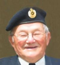 CWO William D. Calder (Ret'd)