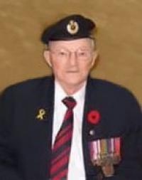 CWO William D. Calder (Ret'd)