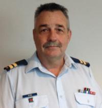 Capt Gary Ryan, CD