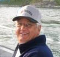 Capt Melvin Bruce Clisby, CD (Ret'd)