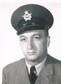 Sgt Roger Comeau (Ret`d)