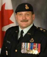 BGen André Corbould, OMM, MSC, CD