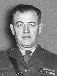 Lt Col Sydney Frederick Dadson