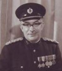 Maj John George Densmore, P. Eng. CD, BSC, MBA, BSC Military, BSC Civil Engineering (Ret'd)