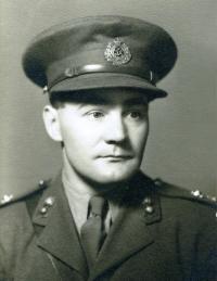 Lt Allen Harvey Dixon (Ret'd)