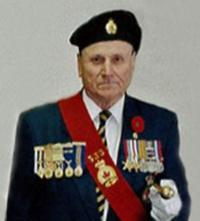 L/Sgt Fred Doroshenko (Ret'd)