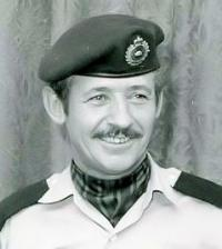 Capt George Edward Doyle CD (Ret'd)